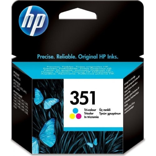 HP CB337EE NO351 COLOUR Μελάνι