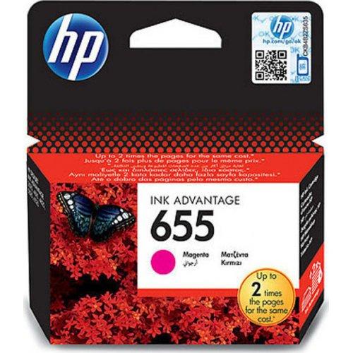 HP (CZ111AE) No 655 Magenta Μελάνι Εκτυπωτή