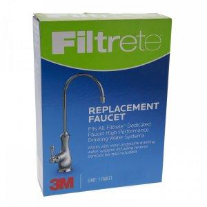 3M FILTRETE AYE-RP-01 Βρυσάκι για Συστήματα Φιλτραρίσματος Νερού Κάτω Πάγκου