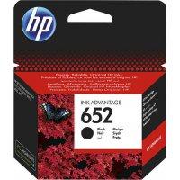 HP Νο 652 (F6V25AE) Μελάνι Εκτυπωτή Μαύρο 0008380