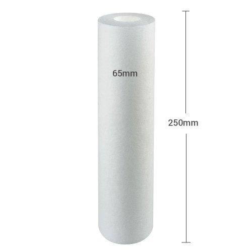 ATLAS FILTRI CPP 110 SX 10μm (139849) 10'' Ανταλλακτικό Φίλτρο Νερού Πολυπροπυλενίου 0009865