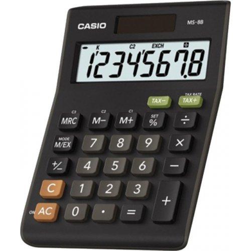 CASIO MS-8B Αριθμομηχανή 8 Ψηφίων 0011319