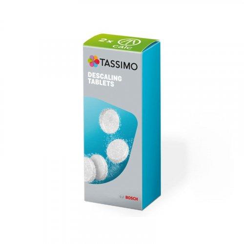 BOSCH Ταμπλέτες Αφαλάτωσης για Tassimo & Μηχανές Πολυροφημάτων (4 Ταμπλέτες) 0012407