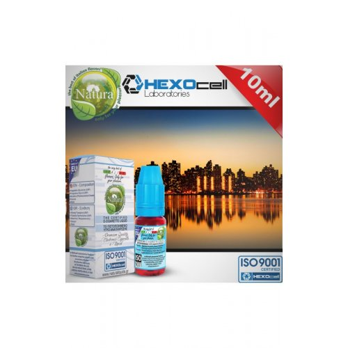 HEXOCELL E-Liquid Natura Maxboro 10ml-0mg 0013356