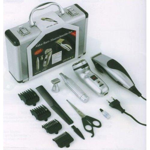 PRITECH PR-2405 Σετ 4σε1 Κουρευτικής και Ξυριστικής Μηχανής 0013947