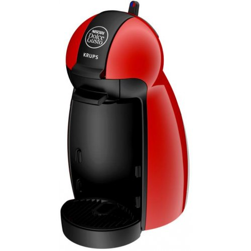 KRUPS KP100620S Dolce Gusto Piccolo Καφετιέρα Espresso Κόκκινη 0014147