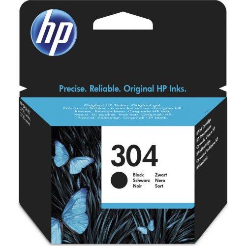 HP N9K06AE  No.304 Μελάνι Εκτυπωτή Inkjet  Μαύρο
