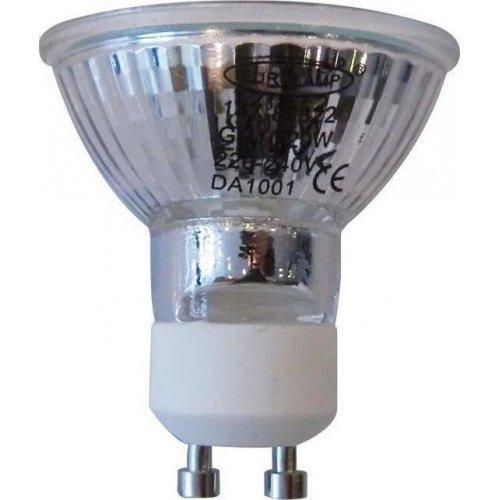 EUROLAMP 147-88837 Λάμπα Αλογόνου 30% ECO GU10 33W 220-240V 0014827