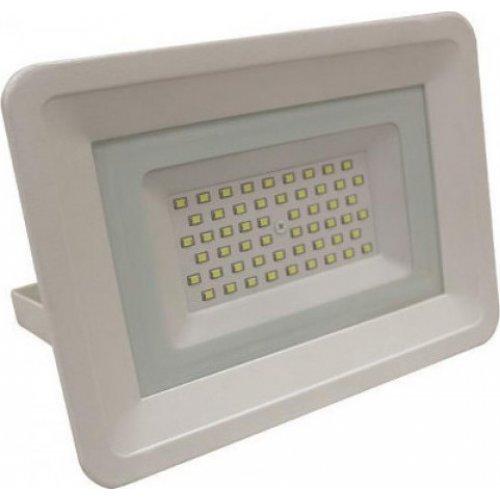 EUROLAMP 147-69430 Προβολέας Λευκός LED SMD 50W IP65 6500K 0015314