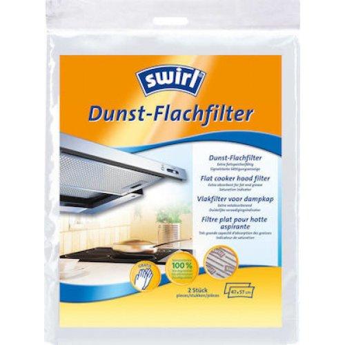 SWIRL Vlies Dunstfilter Φίλτρο Απορροφητήρα 47 x 57εκ. 0015488