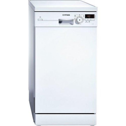 PITSOS DRS5512 Πλυντήριο Πιάτων 45cm Λευκό (ΥxΠxΒ: 84.5 x 45 x 60cm)