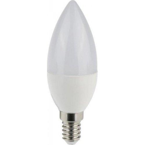 EUROLAMP 180-80304 Λάμπα LED SMD ΜΙΝΙΟΝ 8W Ε14 6500K 220-240V 0016935