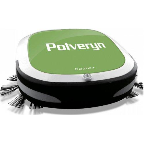 BEPER 50.600 POLVERYN Ηλεκτρική Σκούπα Ρομπότ Χωρητικότητας 350 ml 0017363