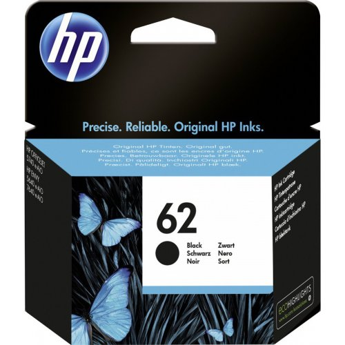 HP No.62 (C2P04AE) Μελάνι Inkjet Μαύρο
