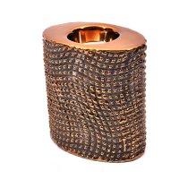 FYLLIANA 03-18-098 Ρεσώ Κεραμικό Bronze Η7941Μ-DO17Q 10.4x6.5x11.5εκ.