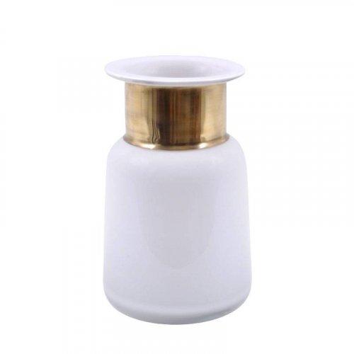 ETIQUETTE 1-514-82-017 Μπουκάλι Φυσητό Γυαλί Λευκό Με Στόμιο Μικρό