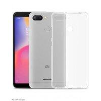POWERTECH MOB-1008 Θήκη Ultra Slim για Xiaomi Redmi 6A, Διάφανη