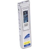 TREVI DR-437 SA Mini Επαναφορτιζόμενο Ψηφιακό Καταγραφικό με Λειτουργία VOX / Μνήμη 4GB / Σύνδεση USB