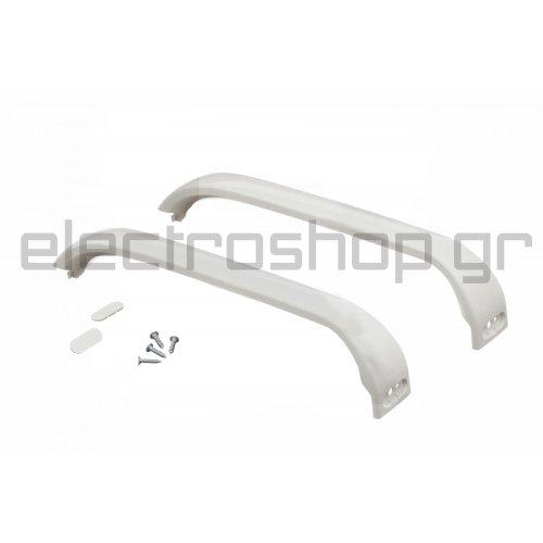 Χειρολαβή Ψυγείου Bosch 310mm Λευκή (D242149) ΣΕΤ 2 ΤΕΜΑΧΙΩΝ 0017915