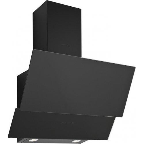 DAVOLINE Classy Plus Απορροφητήρας Καμινάδα Επιτοίχιος 60cm - Μαύρος - 621m³/h 0017997