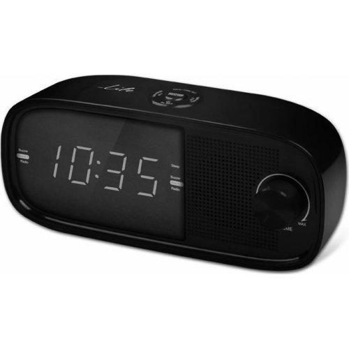 LIFE RAC-002 Ραδιόφωνο / Ρολόι / Ξυπνητήρι με οθόνη LED και ψηφία 0.9
