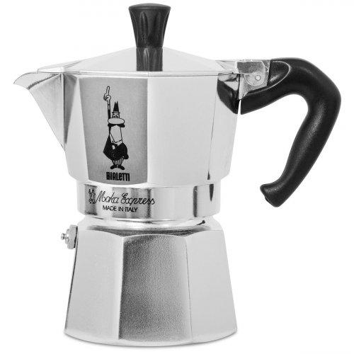 BIALETTI Moka Express Καφετιέρα Espresso 2 Μερίδωv (0001168) 0018361