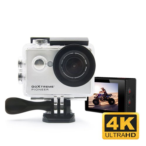 GOXTREME GX20139 4K Ultra HD WiFi Action Camera Pioneer