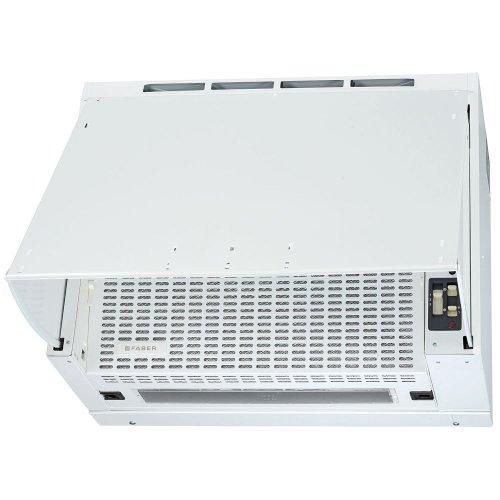 FABER BI 3096 SRM Απορροφητήρας Πτυσσόμενος Λευκός 60cm
