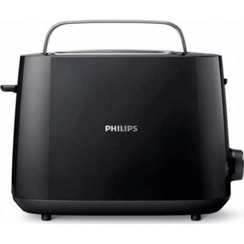 PHILIPS HD2581/90 Φρυγανιέρα 2 Θέσεων 830 W  Μαύρη 0018774