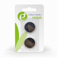 ENERGENIE EG-BA-CR2025-01 Button Cell CR2025 2-Pack