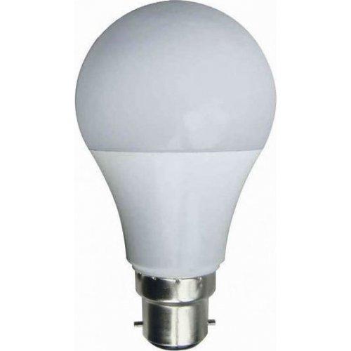 EUROLAMP 147-82155 Λάμπα LED Κοινή 12W B22 2700K 220-240V