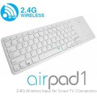 ALCATROZ AP1W Wireless Keyboard Aripad 1 White 0019076
