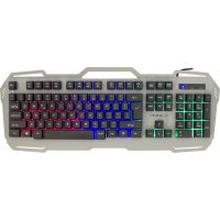 WHITE SHARK GK-1924 Metal Gaming Keyboard Viking-2