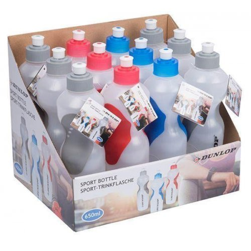 DUNLOP 90031 Μπουκάλι 650ml 7 x 7 x 26,5 cm 0019228