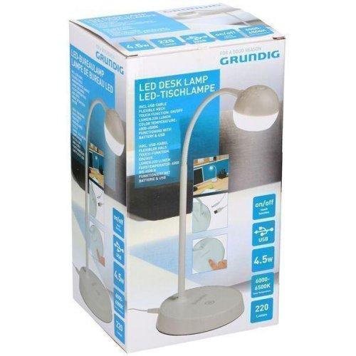 GRUNDIG 96035 Φωτιστικό Επιτραπέζιο LED 4,5W 0019240