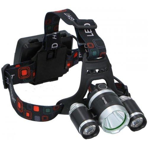 GRUNDIG 14022 Φως Κεφαλής 3 lights PL 5,5 x 8,6 x 9,5 cm 0019247