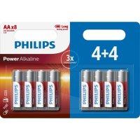 PHILIPSLR6P8BP10 Μπαταρίες AA Σετ 8 LR6