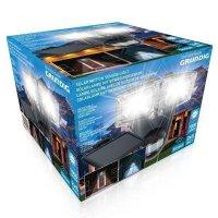 GRUDING SOLAR MOTION 10990 Φως 1000LMN>12mtr - COBx2 batt 3.7V