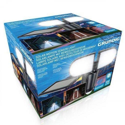 GRUNDIG 10952 SOLAR MOTION Φως 500 LMN 8mtr - 6v-1W, batt li 0019257