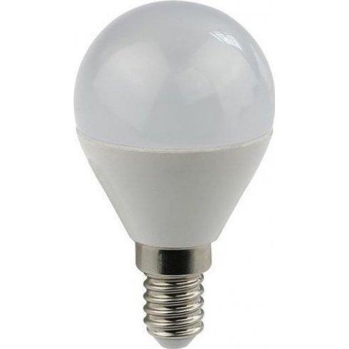 EUROLAMP 147-80235 Λάμπα LED Σφαιρική 7W Ε14 4000K 220-240V