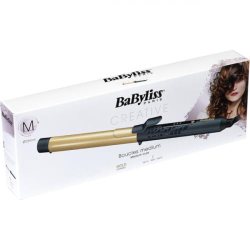 BABYLISS C425E Creative Ηλεκτρικό Ψαλίδι Μαλλιών Για Μπούκλες 25mm 0019422