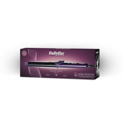 BABYLISS C625E Sensitive Protect Ηλεκτρικό Ψαλίδι Μαλλιών 25mm LCD 0019426