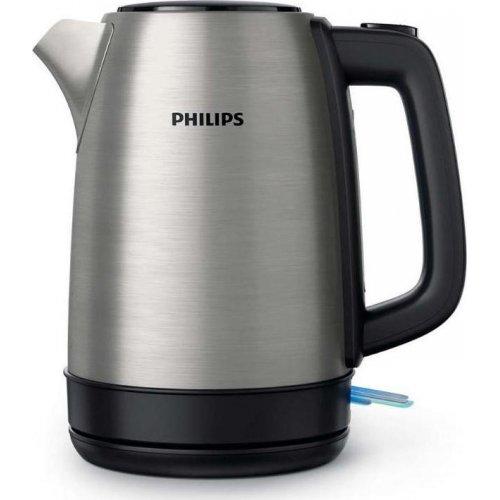 PHILIPS HD9350/91 Βραστήρας 1,7lt - 2200W Γκρι 0019470