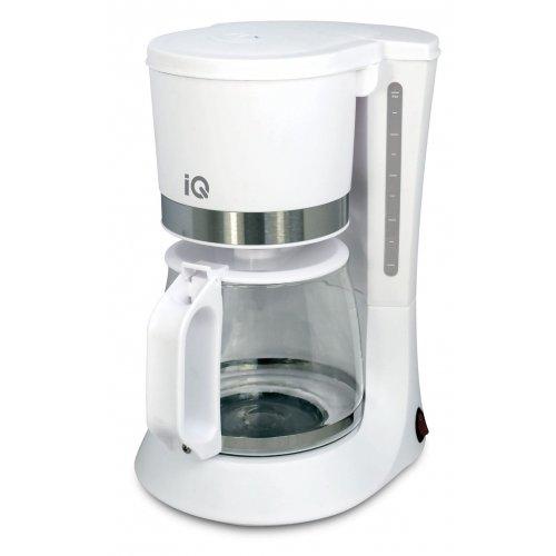 IQ CM-160 Καφετιέρα Φίλτρου 1,2lt - 680W - Λευκή
