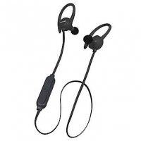 TOSHIBA RZE-BT314EK Audio Active FIT2 Bluetooth Hook Earbuds Black