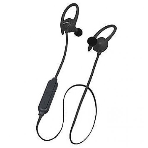 TOSHIBA RZE-BT314EK Audio Active FIT2 Bluetooth Hook Earbuds Black