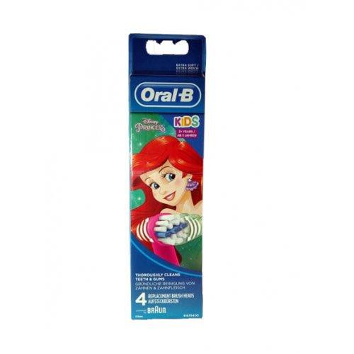 ORAL-B STAGES EB10K ARIEL Ανταλλακτικά Οδοντόβουρτσας 4 ΤΜΧ