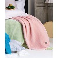 KENTIA Soft 18 Κουβέρτα Βελουτέ Υπέρδιπλη 220 x 240