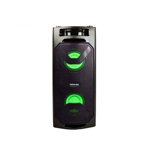 TOSHIBA TY-ASC50 Audio Wireless RechargeableTower Party Speaker 0020405