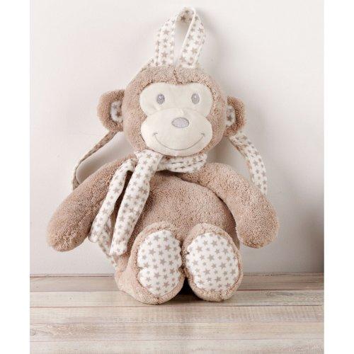 KENTIA Baby-Bag 190 Τσάντα Παιχνίδι Beige Monkey